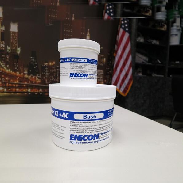 美国ENECON,金覆CL+AC,瓷釉合金抗冲蚀高分子材料,原装进口