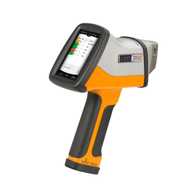 英国牛津 X-MET8000CG 手持式XRF光谱仪