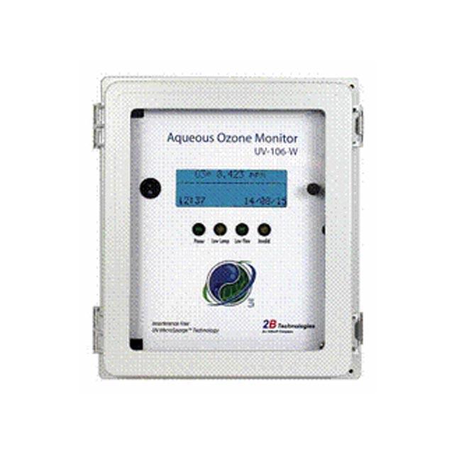 美国2B Tech Model UV-106-W水中臭氧检测仪
