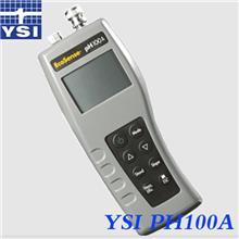 美国维赛YSI, pH100便携式酸度计,便携式PH计