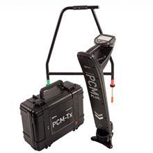 英国雷迪PCMX防腐层状况检测仪,管道电流测绘仪  标准配置(发射机+接收机+中文说明书+A字架+磁力仪+包)