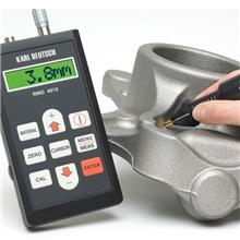 德国卡尔德意志 KD RMG4015裂纹测深仪  标配(主机、电池、RMSQ 0°标准探头、试块 仪器箱、操作手册、测试报告)